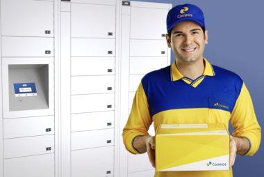 Caixa Postal Inteligente ePAC Correios