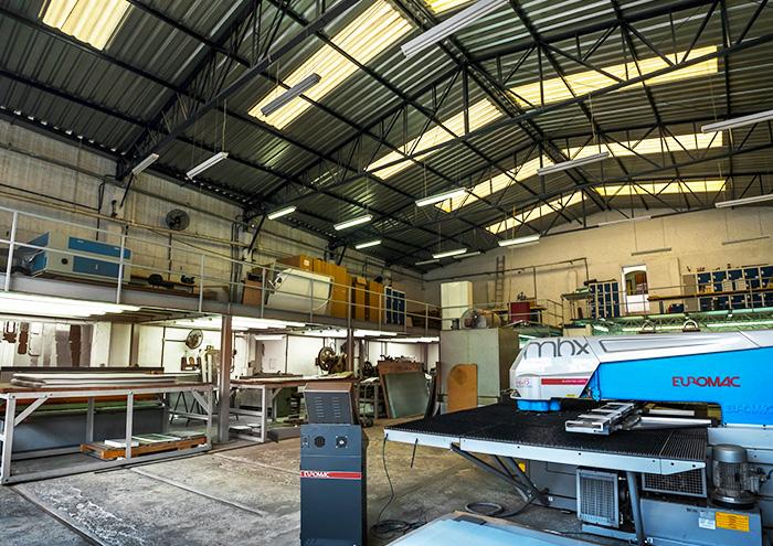 Fabrica Delta Metalúrgica